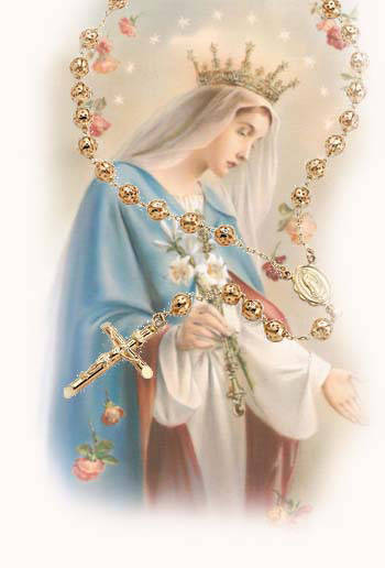 how to read the rosary